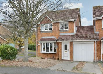 Thumbnail 3 bed detached house for sale in Exbury Way, Andover