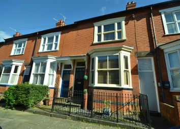 Thumbnail 3 bed terraced house for sale in Adderley Road, Leicester