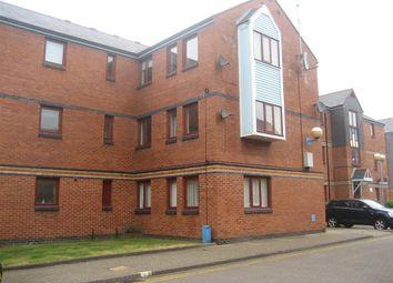 Thumbnail 1 bedroom flat to rent in St Nicholas Square, Maritime Quarter, Swansea