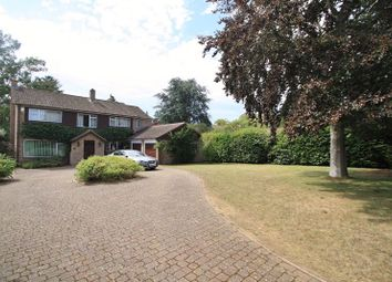 Abingdon Road, Dorchester-On-Thames, Wallingford OX10. 4 bed detached house