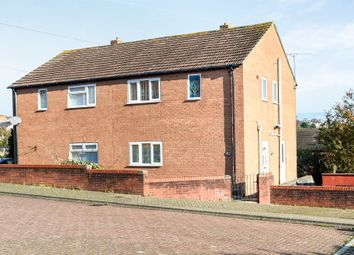 Thumbnail 3 bed semi-detached house for sale in Hillary Rise, Barry