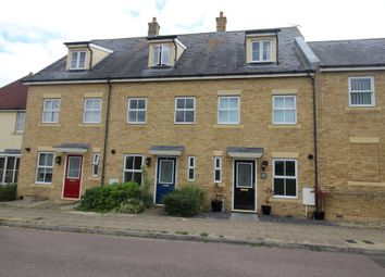 Thumbnail 3 bed town house for sale in Greenwell Road, Witham
