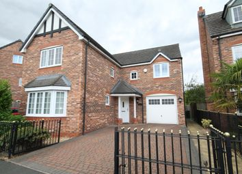 Thumbnail 4 bed detached house for sale in Radcliffe Road, Winsford, Cheshire