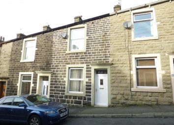 Thumbnail 2 bed terraced house for sale in South Street, Haslingden, Rossendale