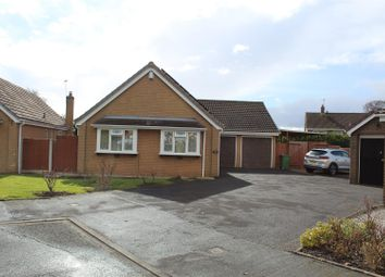 Thumbnail 3 bed bungalow for sale in Heron Drive, Shrewsbury