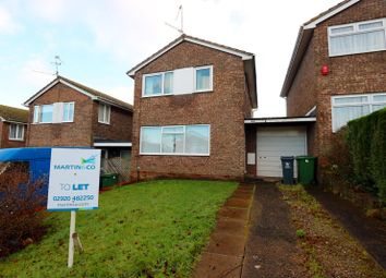 Thumbnail 3 bedroom detached house to rent in Hydrangea Close, Cardiff