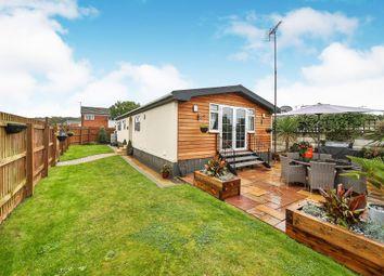 Thumbnail 3 bedroom mobile/park home for sale in Green Lane Estate, Pudding Norton, Fakenham