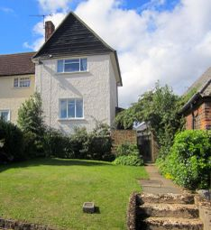Thumbnail 3 bedroom terraced house to rent in Swangleys Lane, Knebworth