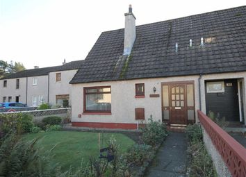 Thumbnail 2 bed semi-detached house for sale in Birnie Place, Mosstodloch, Fochabers