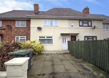 Thumbnail 3 bed terraced house for sale in Anderson Crescent, Beeston, Nottingham