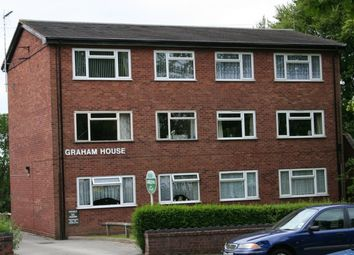 Thumbnail 1 bed flat to rent in Graham House, Walsall Road, Great Barr, Birmingham