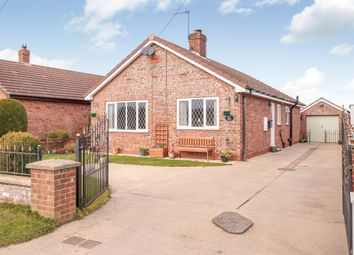 Thumbnail 2 bedroom detached bungalow for sale in Park Lane, Balne, Goole
