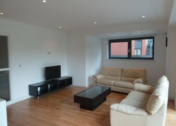 Thumbnail 2 bedroom flat to rent in Meadowside Quay Square, Glasgow
