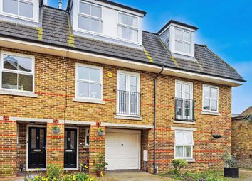 Thumbnail 4 bed terraced house for sale in North Place, Teddington