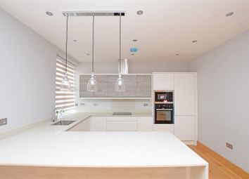 Thumbnail 2 bed semi-detached house for sale in Park Gate Court, High Street, Hampton Hill, Hampton