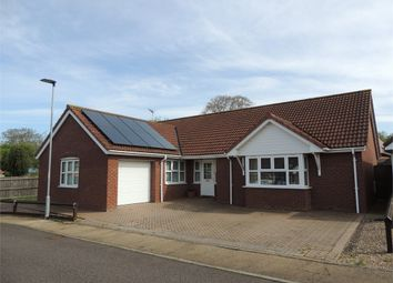 Thumbnail 3 bed detached bungalow for sale in Burdock Close, Denver, Downham Market