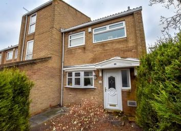 Thumbnail 3 bed end terrace house for sale in Monday Crescent, Newcastle Upon Tyne, Tyne And Wear