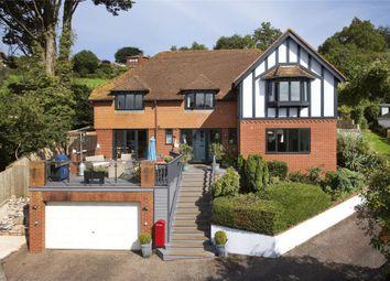 Thumbnail 4 bed detached house for sale in Brook Lane, Shaldon, Devon