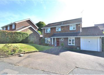 Thumbnail 4 bed detached house for sale in Spindlewoods, Tadworth