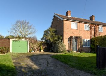 Thumbnail 2 bed semi-detached house for sale in The Ridgeway, Nettlebed, Henley-On-Thames