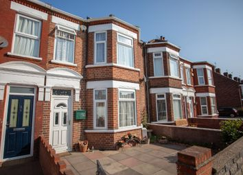 4 bed terraced house for sale in Salisbury Road, Great Yarmouth NR30