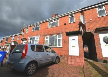 Thumbnail 3 bedroom terraced house for sale in Lincoln Road, Burslem, Stoke-On-Trent