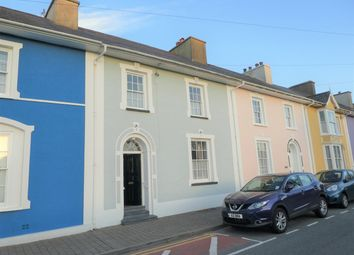 Thumbnail 4 bed terraced house for sale in Alban Square, Aberaeron