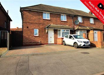 Thumbnail 4 bed semi-detached house for sale in Friend Avenue, Aldershot, Hampshire