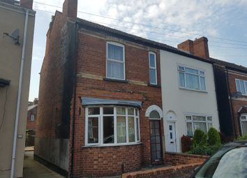 Thumbnail 3 bed semi-detached house for sale in 28 Balfour Street, Gainsborough, Lincolnshire