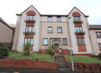 Thumbnail 2 bed flat for sale in Poplar Street, Greenock