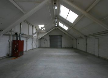 Thumbnail Warehouse to let in Units A & E The Factory, Farnham, Surrey