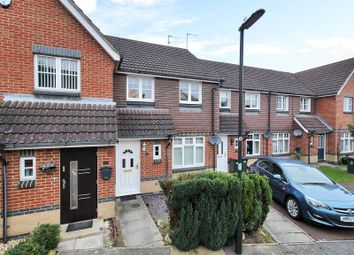 Thumbnail 3 bed terraced house for sale in Lulworth Close, Bewbush, Crawley, West Sussex