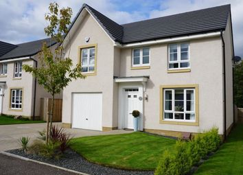 Thumbnail 4 bed detached house for sale in Kingsbarns Gardens, Cumbernauld, Glasgow
