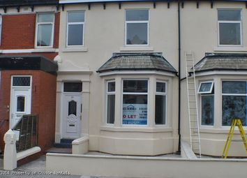 Thumbnail 1 bed flat to rent in Warbreck Drive, Blackpool