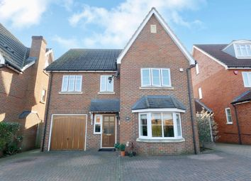 Thumbnail 6 bed detached house for sale in Great Ashby Way, Stevenage