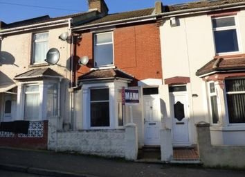 Thumbnail 2 bed terraced house for sale in Albany Road, Chatham, Kent