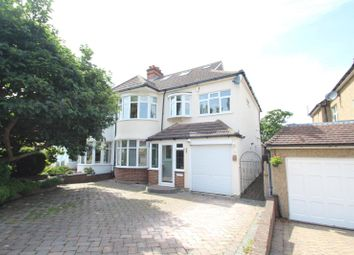 Thumbnail 5 bedroom semi-detached house to rent in Woodland Way, West Wickham