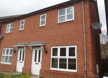 Thumbnail 3 bed end terrace house for sale in Highfields, Tow Law, Bishop Auckland, Durham