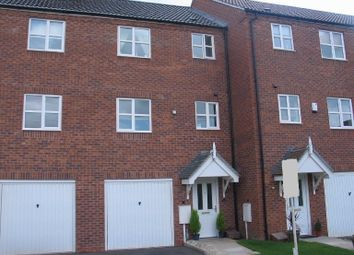 Thumbnail 1 bed town house to rent in Kirtley Close, Watnall, Nottingham
