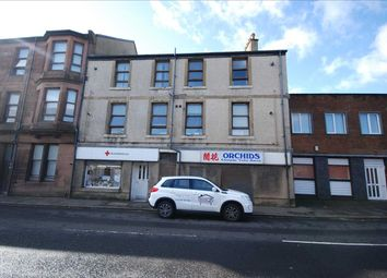 Thumbnail 1 bed flat for sale in Vernon Street, Saltcoats