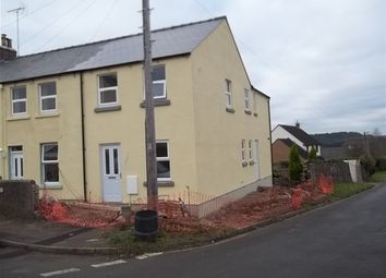 Thumbnail 3 bed end terrace house to rent in Paragate Road, Cinderford, Cinderford
