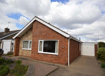 Thumbnail 3 bed bungalow for sale in Mill Moor Way, North Hykeham, Lincoln