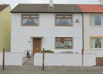 Thumbnail 3 bed semi-detached house for sale in Queens Avenue, Maryport, Cumbria