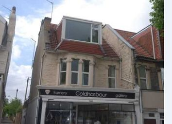 Thumbnail 3 bed flat to rent in Coldharbour Road, Westbury Park, Bristol