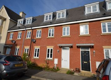 Thumbnail 3 bed terraced house for sale in Roundwood Way, Duston, Northampton