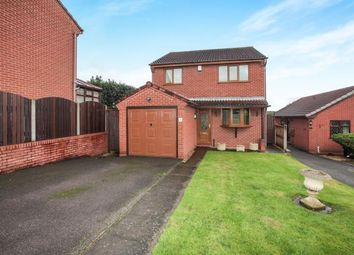 Thumbnail 4 bedroom detached house for sale in Corley View, Ash Green, Coventry
