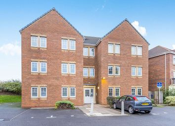 Thumbnail 2 bed flat for sale in Doulton Court, Stoke-On-Trent