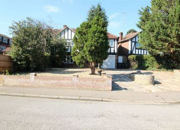 Thumbnail 4 bed semi-detached house for sale in Rowantree Road, Enfield, Middlesex