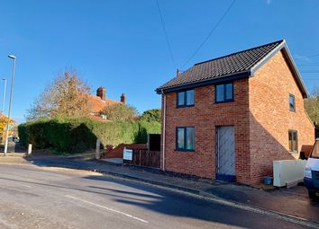 Thumbnail 2 bed detached house for sale in Avenue Road, Wymondham