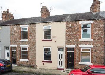 Thumbnail 2 bed terraced house for sale in Pembroke Street, York